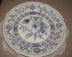 Hagyma mintás tányérok párban
