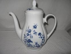 Porcelán kanna - JELZETT - Bavaria - 1,3 liter - gyönyörű - hibátlan - kopásmentes