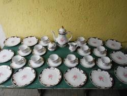 12 személyes Bavaria kávés és süteményes készlet.Újszerű.