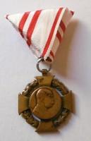 Kitüntetés Jubileumi Kereszt Réz 1948-1908