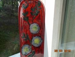 LA CAVA  modern olasz fali dísz vagy gyümölcsös tál-36x11 cm
