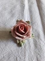 Porcelán jelzett rózsa (Ens)