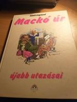 Mackó úr újabb utazásai 1999.1200.-Ft