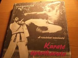 Karate-sportkarate 1982.1500.-Ft