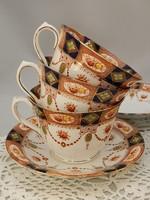 Royal Albion imari mintás porcelán TEÁS szettek