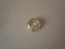 1 karátos Moissanit gyémánt