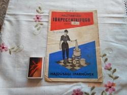 Háztartási törpecentrifuga - Ipartörténeti emlék...Hajdúsági Iparművek