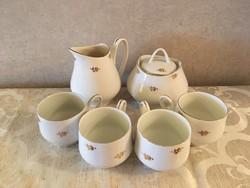 Epiag porcelán teás készlet