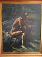 Holló László (1887-1976)  /ajándék könyvekkel/