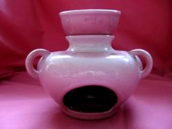Rózsaszín GRAF KERAMIK STOOB mécsestartó, aroma párologtató