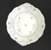 Tortatál - Írisz porcelán - a kolozsvári Zsolnay gyár államosított verziójából