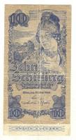 10 schilling 1945 Ausztria 2 kiadás vékony sor.szám ritkább