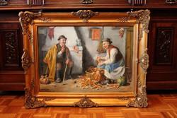 Horváth G. Andor - 3 db festménye