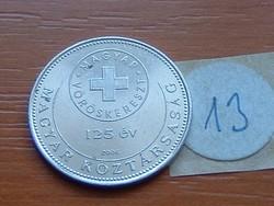 50 FORINT 2006 MAGYAR VÖRÖSKERESZT 125 ÉV 13.