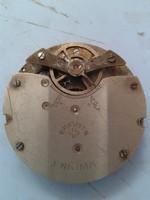 Enigma hiányos zsebóra szerkezet