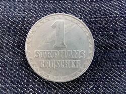 Ausztria Stephans 1 gröschen (id2894)