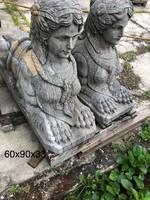 Antik màrvány szfinx