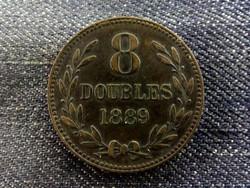 Guensey 8 doubles 1889/id 8117/