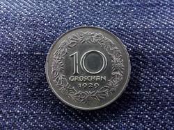 Ausztria - nagyon szép 10 Gröschen 1929 (id6794)