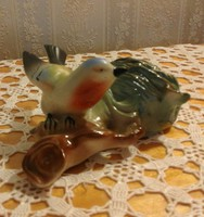 Lippelsdorf porcelán madárka
