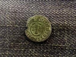 Svéd Livonia (Riga megszállása) - Krisztina királynő ezüst 1 Soldius 1654/id 8160/