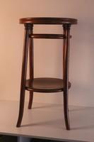 Thonet állvány, asztalka