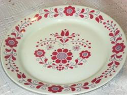 Csodaszép alföldi tányér 4723 IE