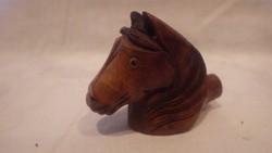 Genuine Briar ló fej pipa