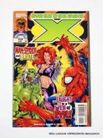 MUTANT X  /  MARVEL # 5  /  Külföldi KÉPREGÉNY Szs.:  9695