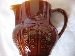 Heisterholz -Keramik tejes kancsó