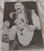 Sinkovits Imre-Kubik Anna