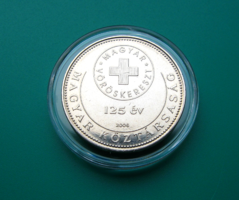 2006 - 50 Ft -  Magyar Vöröskereszt 125. évfordulója