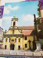 Budapest Józsefváros képeslap