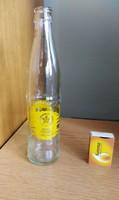 Régi üdítős üveg Et-Üd 0,25