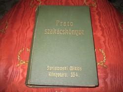 Chatarina Prato híres bajor szakács könyve , a könyv érdekessége ,hogy