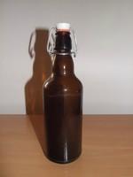 Régi csatos sörös üveg