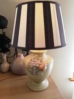Majolika lámpa