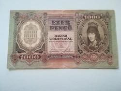 1943-as 1000 Pengő EF/EF+
