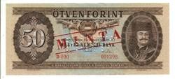 50 forint 1969 MINTA UNC