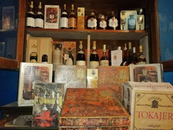 Tokaji Aszú gyűjtemény