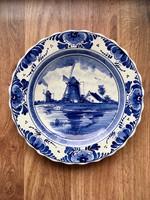 Delfti tányér