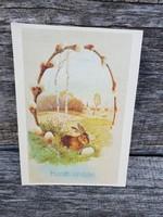 Régi húsvéti képeslap