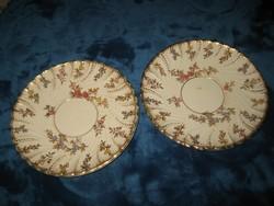 Sarreguemines  kis tányér  2 db  ,175  mm , szép állapot  !