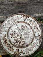 Angol tányér 22 cm