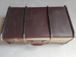 Antik bőrönd