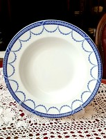 Copeland antik mély  tányér