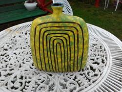 Art deco kerámia váza
