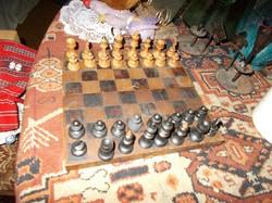 Összecsukható sakk készlet