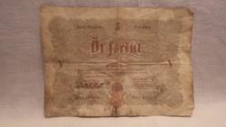 5 Forint 1848 Szabadságharc