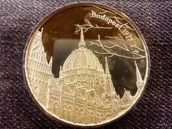 A koronaékszerek hazajuttatása .925 ezüst tükörveret, 20 gramm/id 8514/